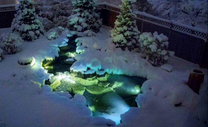 do i need a pond aerator this winter