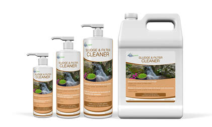 aquascape sludge cleaner